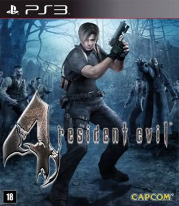 Resident Evil 4 PS3  PSN Mídia Digital