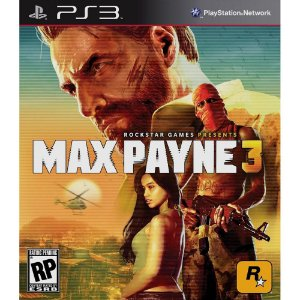 Max Payne 3 PS3 PSN Mídia Digital