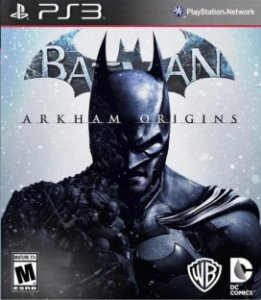 Batman Arkham Origins PS3 PSN Mídia Digital