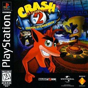 Crash Bandicoot 2 PS3  PSN Mídia Digital