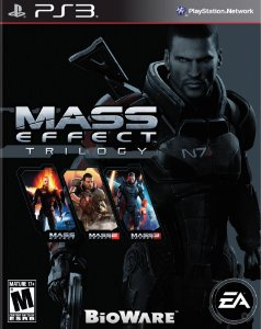 Mass Effect Trilogy PS3 PSN Mídia Digital