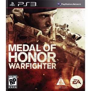 Medalha de Honra Warfighter PS3 PSN Mídia Digital
