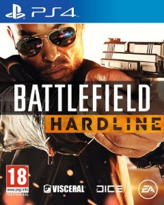 Battlefield Hardline PS4 PSN Mídia Digital
