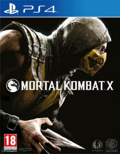 Mortal Kombat X 10 PS4 PSN Mídia Digital