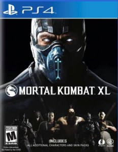 Mortal Kombat XL PS4 PSN Mídia Digital