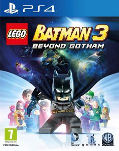 Lego Batman 3 Beyond Gotham  PS4 PSN Mídia Digital