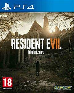 Resident Evil 7 Biohazard PS4  PSN Mídia Digital