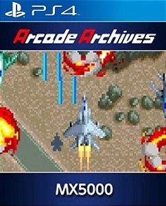 Arcade Archives Mx5000 PS4 PSN Mídia Digital