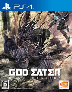 God Eater Resurrection PS4 PSN Mídia Digital