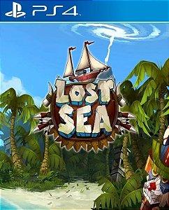Lost Sea PS4 PSN Mídia Digital