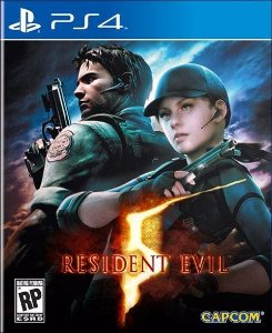 Resident Evil 5 PS4  PSN Mídia Digital