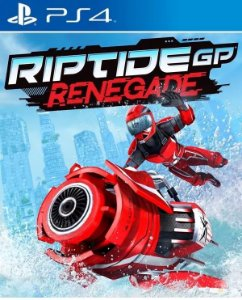 Riptide Gp Renegade PS4  PSN Mídia Digital