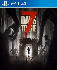7 Days To Die PS4 PSN Mídia Digital