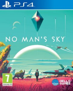 No Man Sky PS4 PSN Mídia Digital
