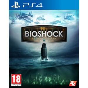 Bioshock The Collection PS4 PSN Mídia Digital