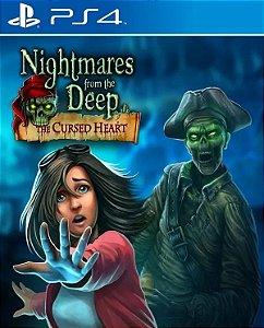 Nightmares From The Deep PS4 PSN Mídia Digital