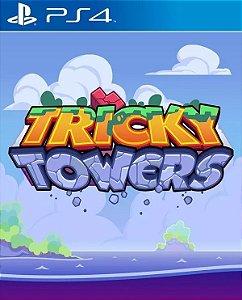 Tricky Towers PS4  PSN Mídia Digital