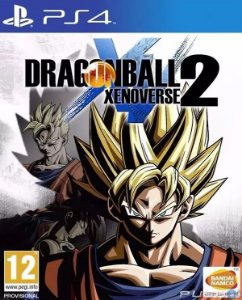 Dragon Ball Xenoverse 2 PS4 PSN Mídia Digital