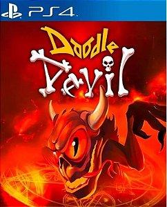 Doodle Devil PS4 PSN Mídia DIgital