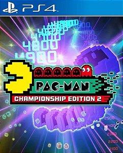 PAC-MAN™ CHAMPIONSHIP EDITION 2  PSN PS4 Mídia Digital