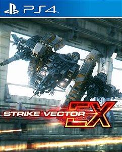Strike Vector Ex PS4  PSN Mídia Digital