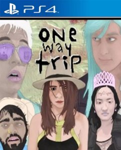 One Way Trip PS4 PSN Mídia Digital