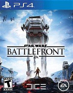 Star Wars Battlefront PS4  PSN Mídia Digital
