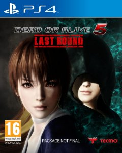 Dead Or Alive 5: Last Round PS4 PSN Mídia Digital