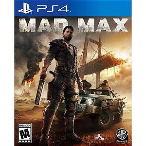 Mad Max PS4 PSN Mídia Digital