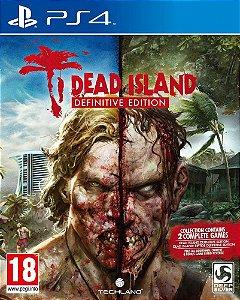 Dead Island Definitive Collection PS4 PSN Mídia Digital