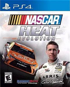 Nascar Heat Evolution PS4 PSN Mídia Digital