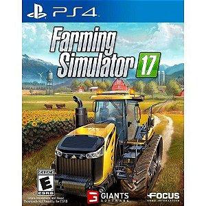 Farming Simulator 17 PS4 PSN Mídia Digital