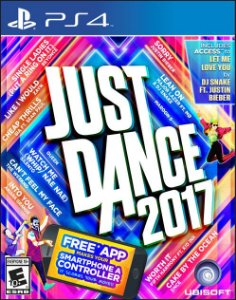 Just Dance 2017 PS4 PSN Mídia Digital