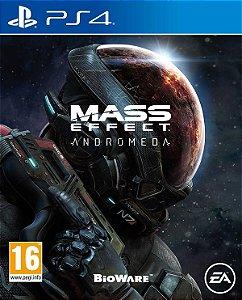Mass Effect Andromeda PS4 PSN Mídia Digital