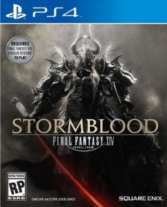 Final Fantasy Xiv: Stormblood PS4 PSN Mídia Digital