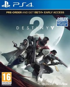 Destiny 2 PS4 PSN Mídia Digital