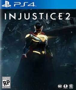 Injustice 2 Mídia Digital PS4 PSN
