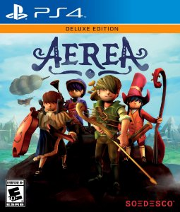 AereA - Deluxe Edition PS4 PSN Mídia Digital