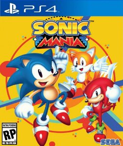 Sonic Mania PS4  PSN Mídia Digital