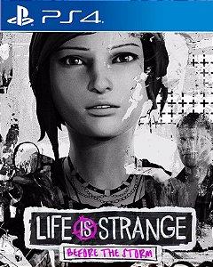 Life is Strange: Before the Storm Complete Season PS4 PSN Mídia Digital