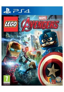 Lego Marvel's Avengers - PS4 PSN Mídia Digital