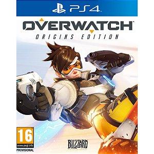 Overwatch Origins Edition - PS4 PSN Mídia Digital