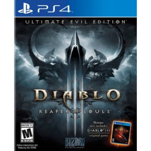 Diablo 3 Reaper Of Souls Ultimate Evil Edition - PS4 PSN Mídia Digital