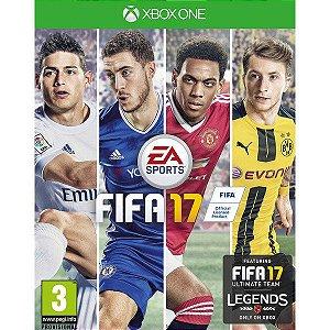 Fifa 17 Edição Padrão - Xbox One - Código de Resgate 25 Dígitos