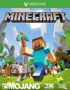Minecraft - Xbox One - Código de Resgate 25 Dígitos