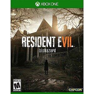 Resident Evil 7 Biohazard - Xbox One - Código de Resgate 25 Dígitos
