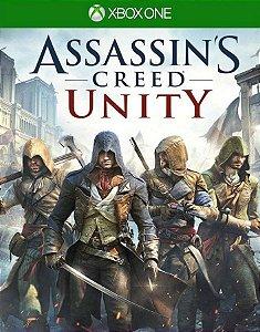 Assassin's Creed Unity - Xbox One - Código de Resgate 25 Dígitos