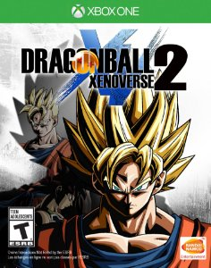 Dragon Ball Xenoverse 2 - Xbox One - Código de Resgate 25 Dígitos