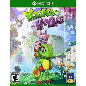 Yooka-Laylee - Xbox One - Código de Resgate 25 Dígitos