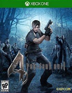 Resident Evil 4 - Xbox One Código de Resgate 25 Dígitos